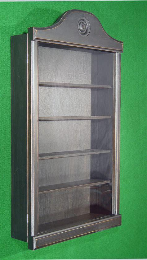 wall curio cabinet shadow box wall curio cabinet display case shadow box