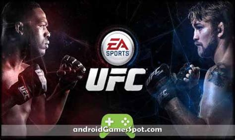 game android ufc mod ea sports ufc v1 9 305 apk obb offline latest free download