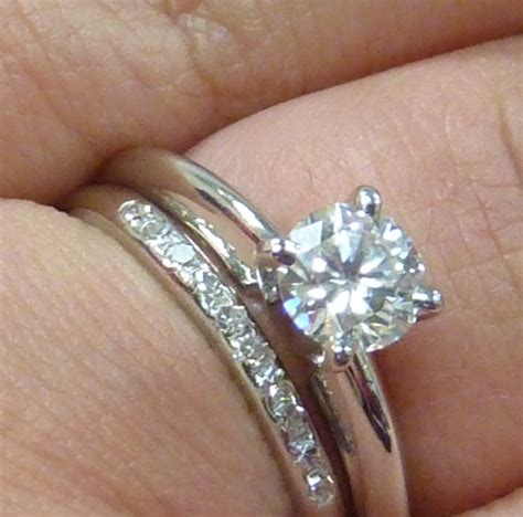 How Much Does it Cost to Size My Ring? Platinum and White Gold