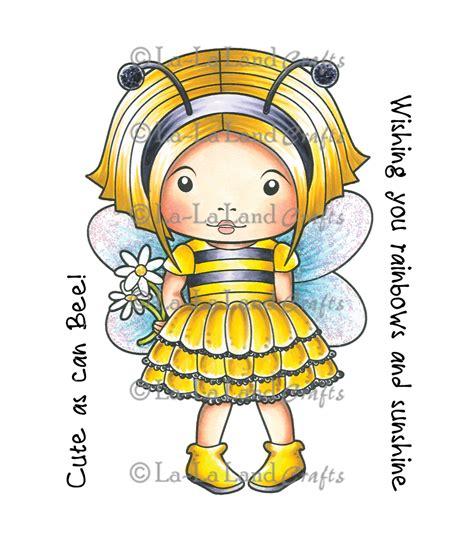 bumble bee rubber st la la land cling mount rubber sts 4 quot x3 quot bumble bee