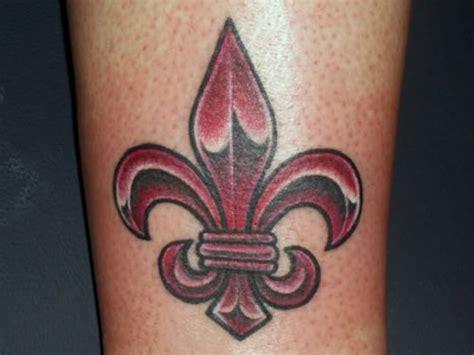 flor de lis tattoo designs winsome fleur de lis