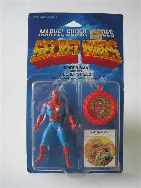 marvel super heroes secret wars rare 28844559 other 1984 mattel marvel super heroes secret wars carded spider man