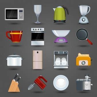 Piktogramm Vektoren Fotos Und Psd Dateien Kostenloser Download Kitchen Appliances Templates
