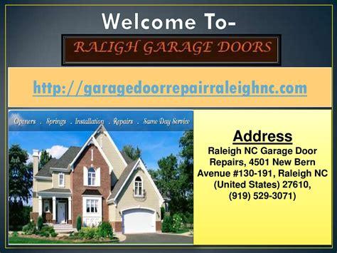 Garage Door Repair In Raleigh Nc by Garage Door Repair Raleigh Nc Garage Door Installation