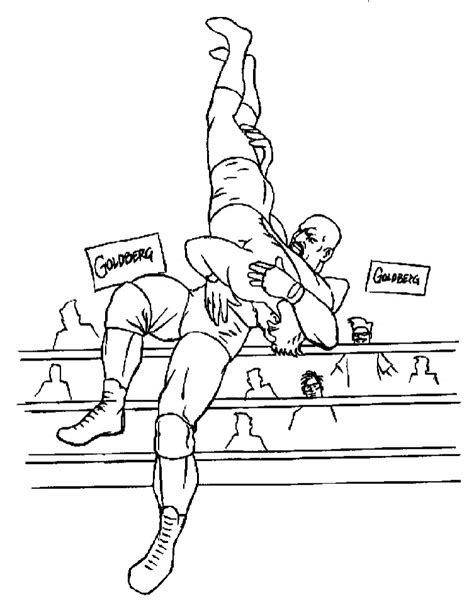 wwe coloring pages free printable get this wwe coloring pages free printable 40784