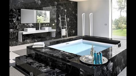 Marble and granite in a modern house   Design Ideas   YouTube
