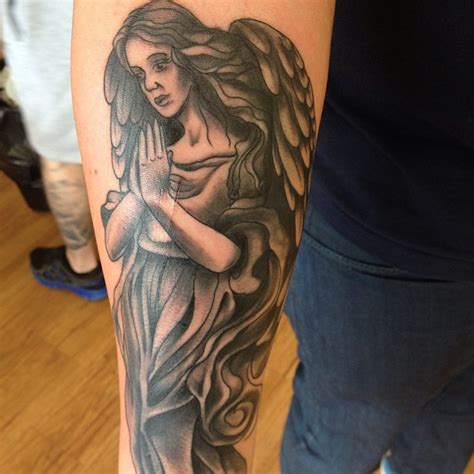 tattoo angel model women angel model wings arm tattoo best tattoo design ideas