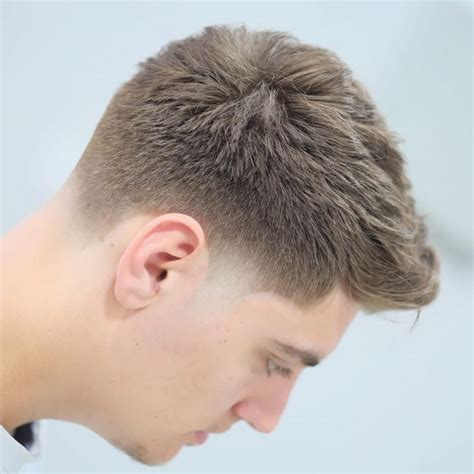 tapered crew cut 50 brilliant undercut hairstyles for men classy designs