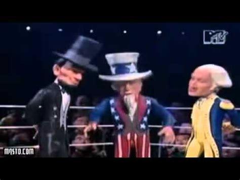 celebrity deathmatch prince vs prince charles celebrity deathmatch george washington vs abraham