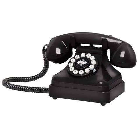 Crosley Desk Phone by Crosley Kettle Classic Desk Phone 281427 Nostalgia Novelty At Sportsman S Guide