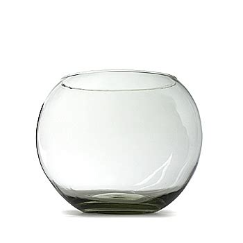 Fishbowl Vases by Vase Glass Fish Bowl 10 Quot Lonsdaleevents