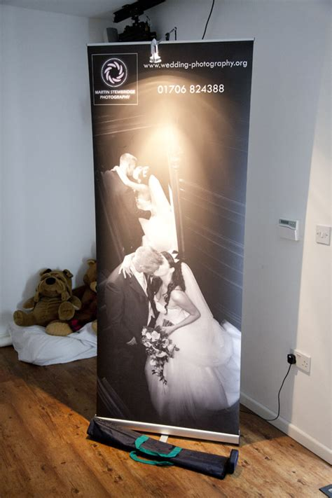 Wedding Roll Up Banner by Roll Up Banners Archives Wedding Portrait Commercial