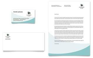 business letterhead design templates vet clinic business card letterhead template design