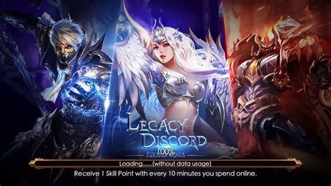 discord level legacy of discord game play level 15 to 30 youtube