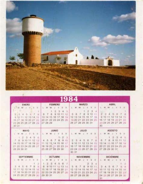 Calendario De 1984 Calendario 1984 Acehuche C 225 Ceres