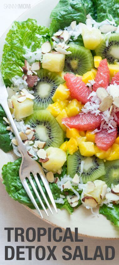 Detox Salad Diet by 17 Best Ideas About Detox Salad On Detox