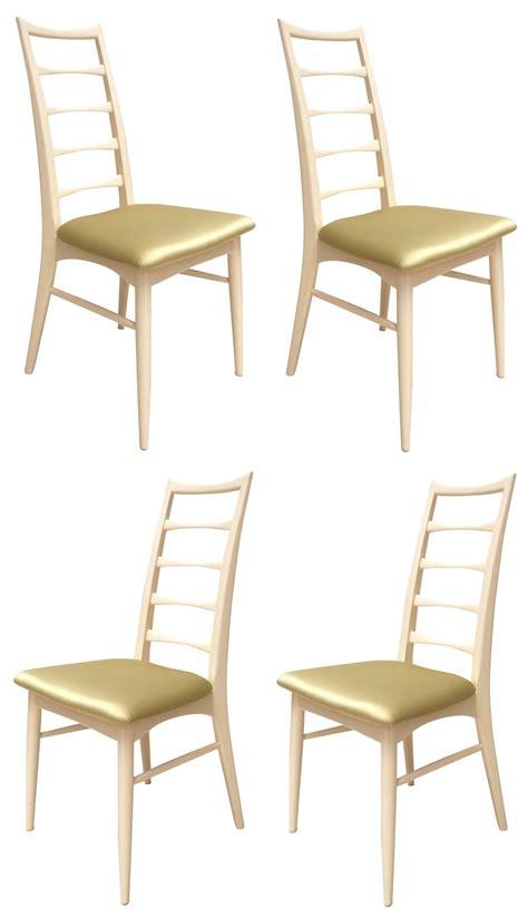 4 chaises 224 repas niels koefoeds 233 es 50 design market