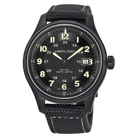 best hamilton watches hamilton khaki field titanium s h70575733