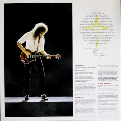 brian may back to the light brian may quot back to the light quot купить на виниловой