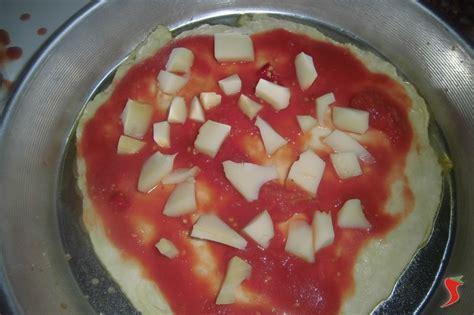 gusti pizza fatta in casa gusti pizza pizza ricetta pizza gusti