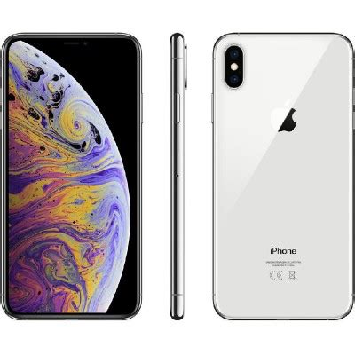 jarir bookstore offers apple iphone xs max silver 256gb at best price in ksa