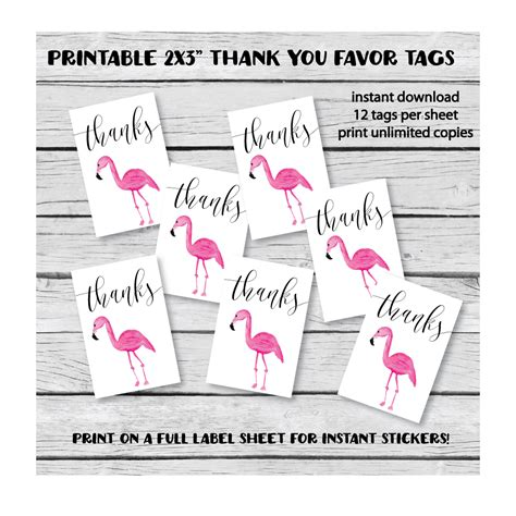Baby Themes For Baby Showers by Baby Shower Favor Tag Printables Cutestbabyshowers Com