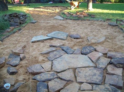 stone patio ideas backyard 25 best ideas about flagstone patio on pinterest paver stone patio stone patios