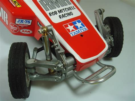 Tamiya Front Reinforcing Bumper Guard Fm Sup 1 4 buggy ch front aluminum bumper guard rc channel