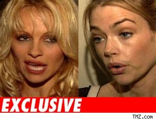 Richards And Pam Sued For Assault And Battery pam sued for assault battery tmz