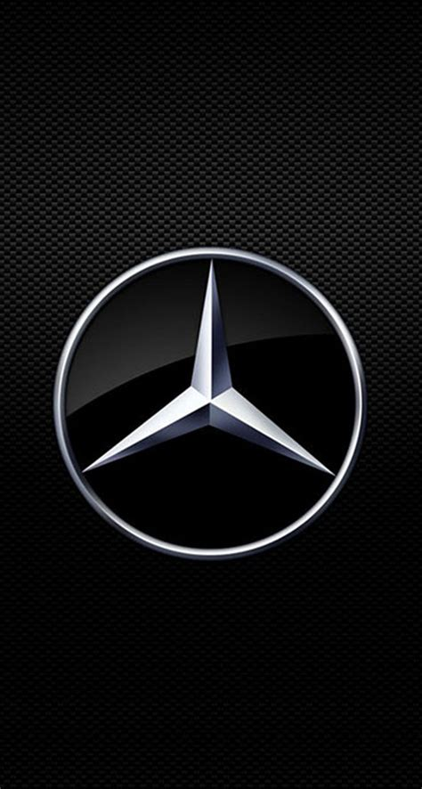 iphone wallpaper hd logo mercedes benz logo the iphone wallpapers