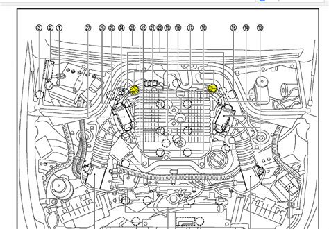 How do locate the camshaft sensor bank 1 and 2 on a 2007