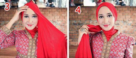 Segiempat By Radwah Walfed Scarf 05 modern tutorial segiempat 2015 hijabiworld