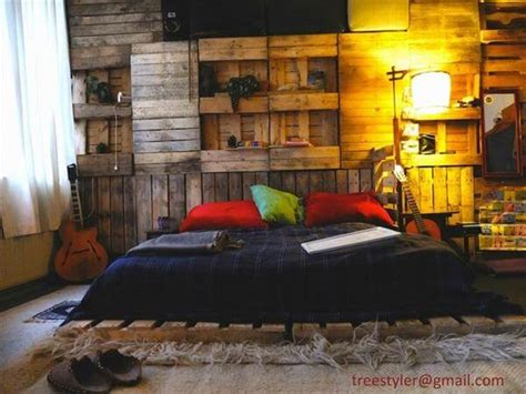 pallet bedroom ideas 16 diy wood pallet wall ideas pallet furniture diy