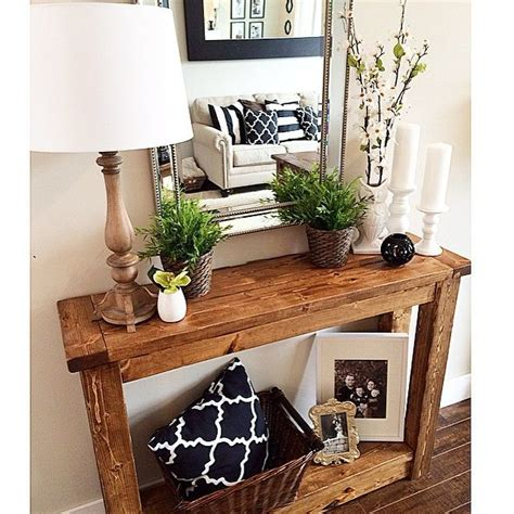 love switching   console table   time