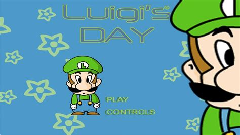 s day part 1 let s play luigi s day part 1