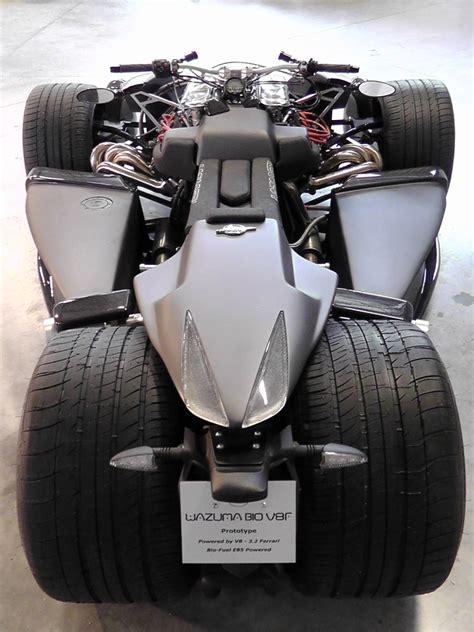 lazareth wazuma 250 000 ferrari powered wazuma v8f quad bike makes a