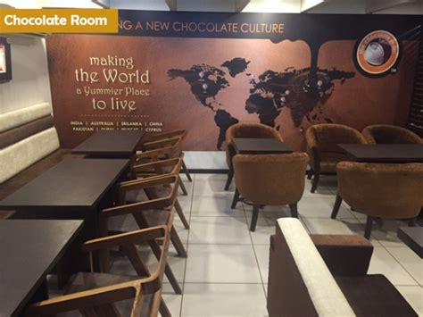 The Chocolate Room Kolkata by Work Out Of Office At These 14 Cafes On Free Wifi