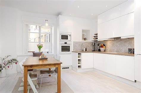 all white kitchen ideas white scandinavian kitchen minimalist dining and