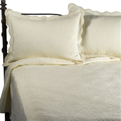 black matelasse coverlet buy matelasse coventry full queen coverlet set in white