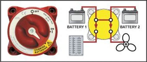 marine battery charging instructions blue sea systems dual circuit battery switch blue sea