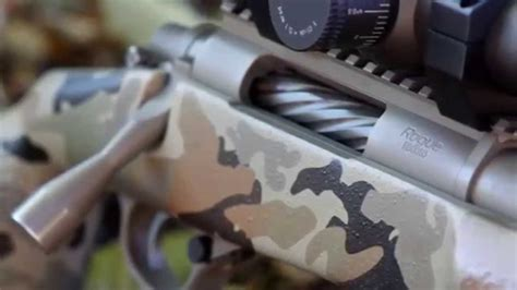 spray painting your rifle rifle stock krylon paint 2000 rounds16 matches and