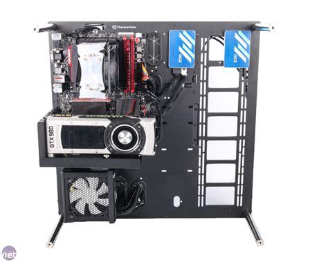 Computer Wall Desk Thermaltake Core P5 Review Bit Tech Net