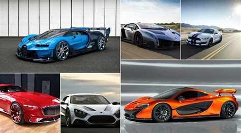 news home top 10 fastest cars in the world