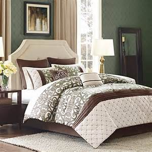 buy monica 8 piece california king comforter set from bed
