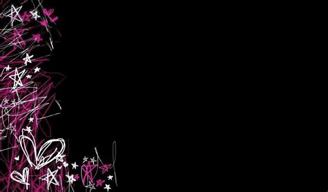 wallpaper hitam pink pink and black backgrounds wallpaper cave
