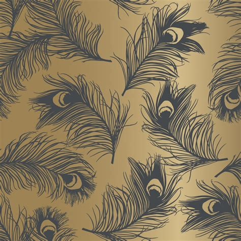 removeable wallpaper feathers twilight removable wallpaper by tempaper