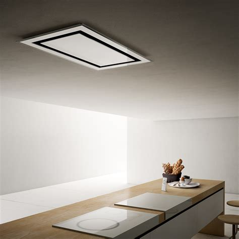 Ceiling Cooker Hoods by Elica Cirrus 100cm Ceiling Extractor Appliance City