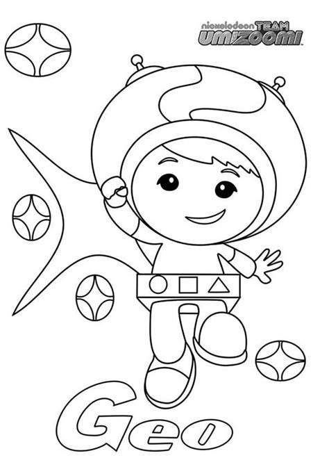 Printable Coloring Pages Team Umizoomi Coloring Home Team Umizoomi Coloring Pages