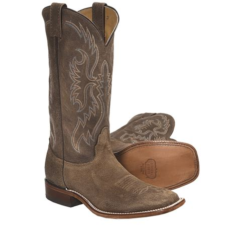 square toe cowboy boots for nocona arena gaucho vintage cracked cowhide cowboy boots