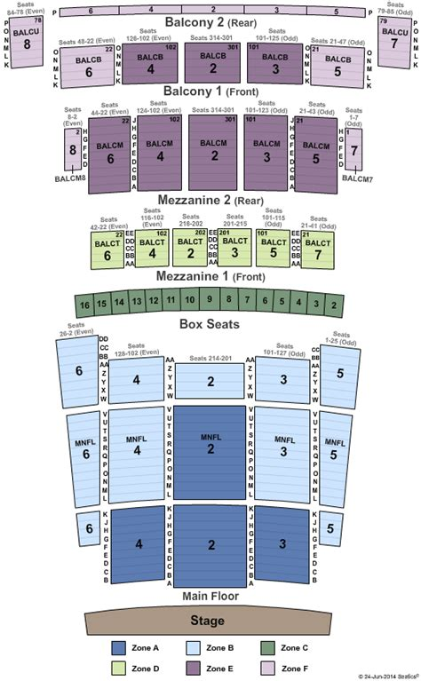 detroit opera house seating map detroit tickets cheap tickets detroit in